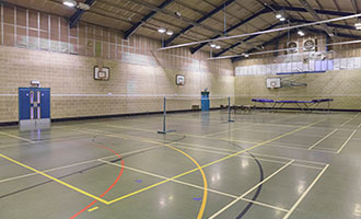 Indoor Facilities for Hire