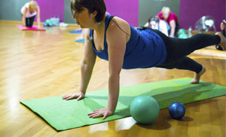 Relaxation Fitness Classes