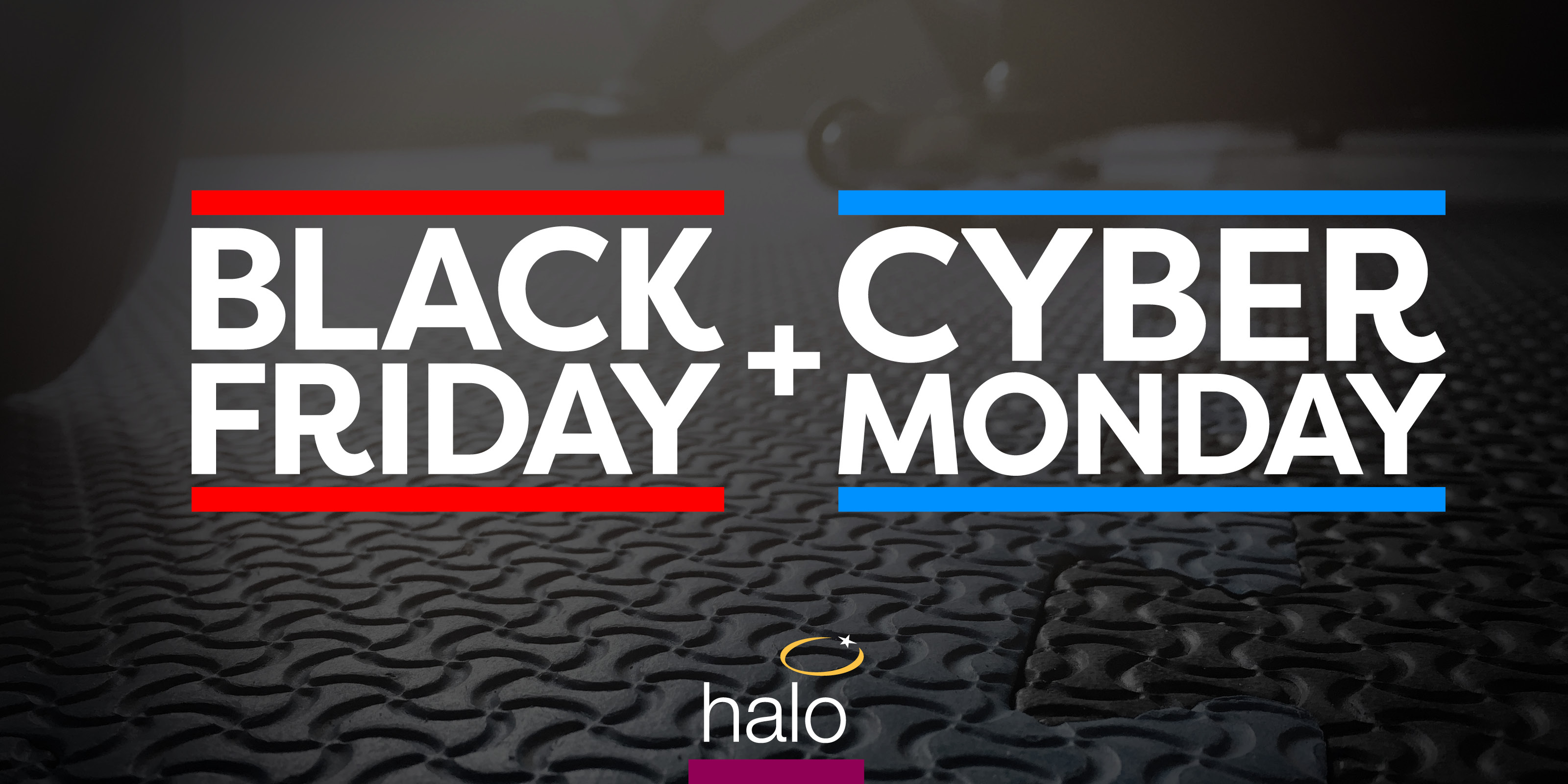 Homepage Banner - Black Friday