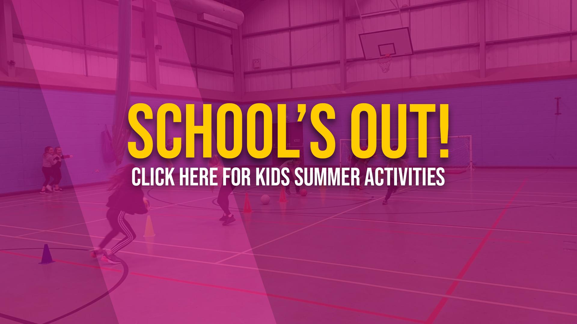 Homepage - Kids Activities